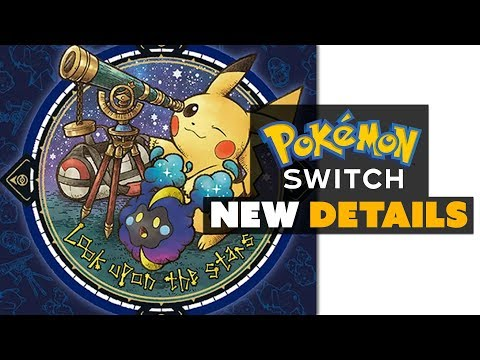 Pokemon Switch NEW DETAILS? - The Know Game News