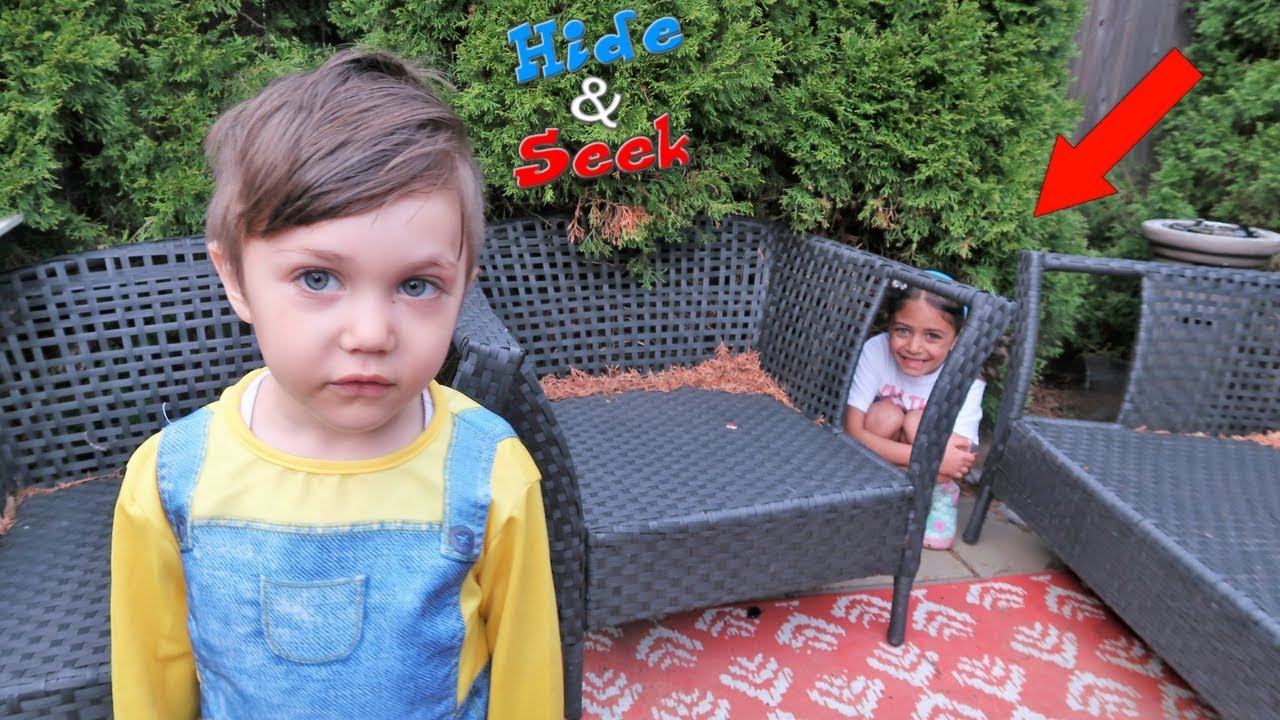 Hide And Seek Kids Hide And Seek Kids Family Fun Video