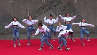 MAD SNIPER/ジュニアダンス選手権 けやき公園/祭りゆうき2017 結城舞衣 動画 27