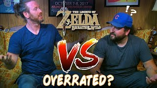 Zelda Breath of The Wild Debate
