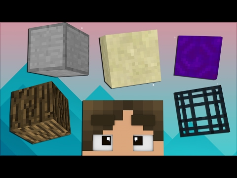 Minecraft: COMO OBTER OS BLOCOS SECRETOS DO MINECRAFT!