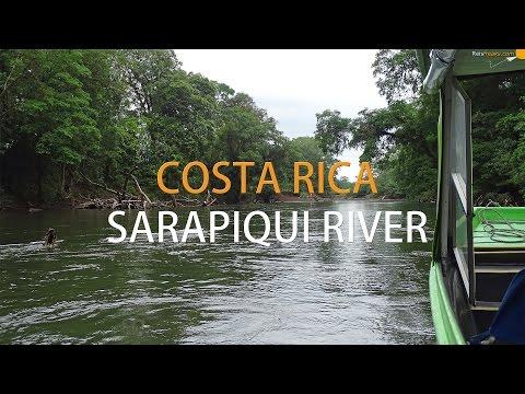 Sarapiqui river, Costa Rica
