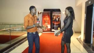 Download Video Funke Akindele & Tiwa Savage Looking Hotter Than Ever on AY's Red Carpet MP3 3GP MP4