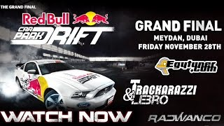 Driven: Red Bull Car Park Drift - Grand Final 2014