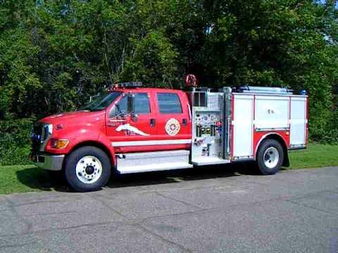 1 Million Dollar Fire Truck >> Darley AutoCAFS **Snow Dragon** | Doovi