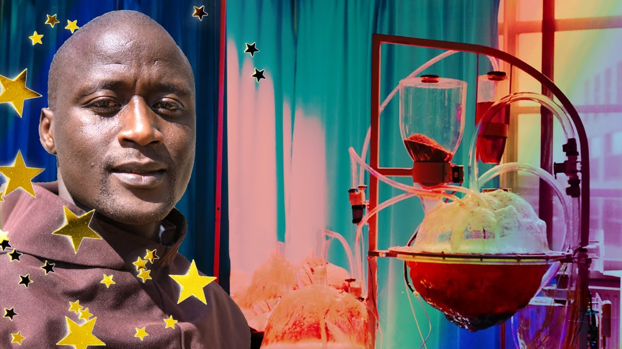 The Kenyan teacher who gives his salary to the poor | Peter Tabichi | Global Teacher Prize