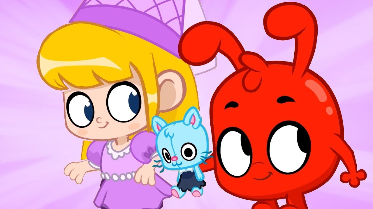 Download Mila The Princess   Valentines Day Special   My Magic Pet Morphle   Cartoons For Kids   Morphle TV
