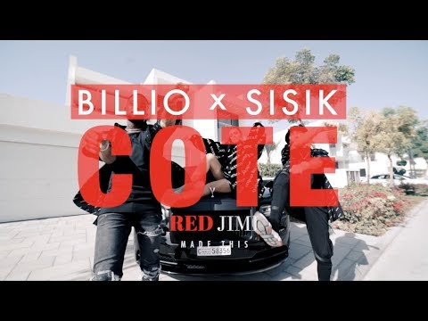 Youtube: Billio – COTE (Ft. SisiK) Clip Officiel