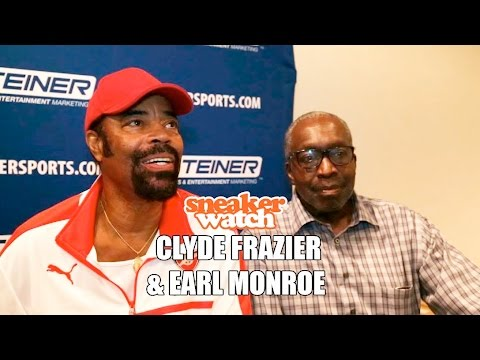 Walt Frazier & Earl Monroe: Backcourt Players Only Wore Low Tops