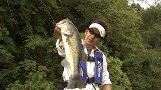 #063 スーパーロコアングラー川島勉 亀山湖のビッグバスを追う