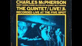 Never Let Me Go - Charles McPherson マクファーソン 検索動画 21