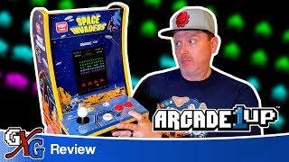 Arcade1Up Space Invaders Counter-Cade Review | GenX Classic Arcade Game