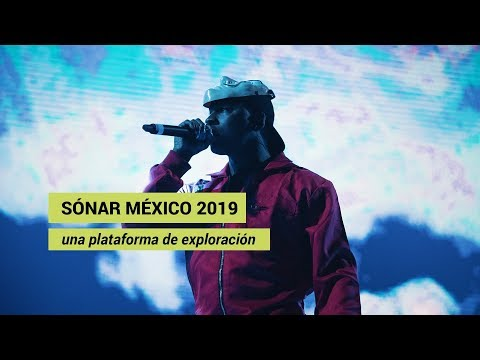 Una generación festivalera, desde Sónar México | Slang