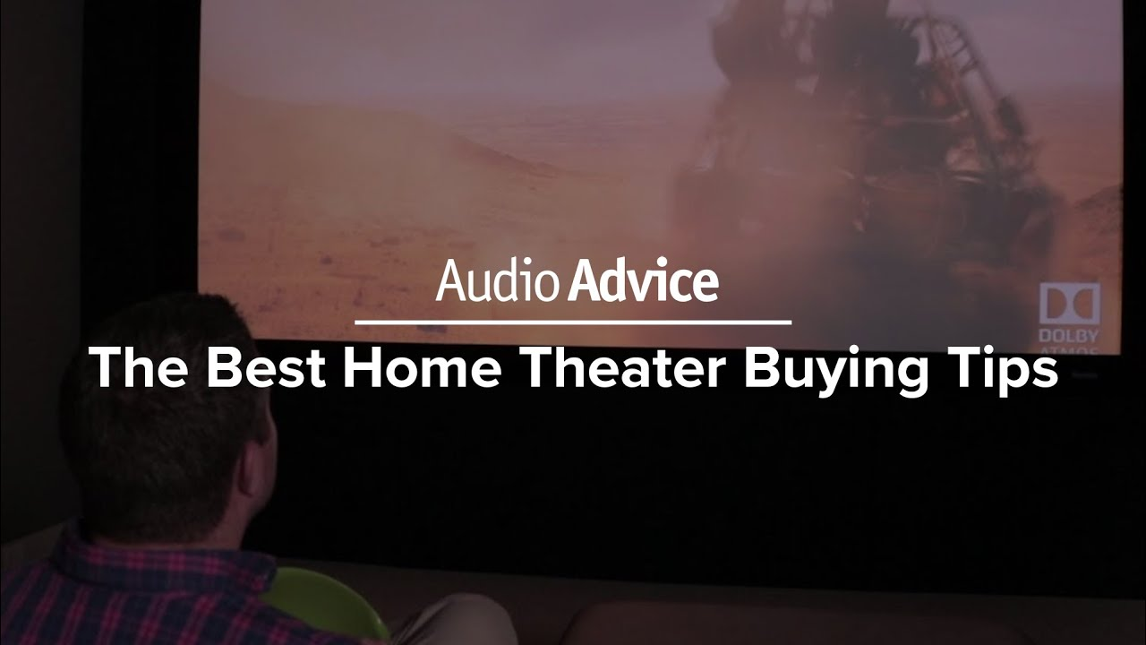 The Best Home Theater Systems | Audio Advice | Audio Advice