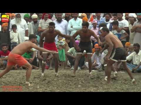 DHAUL KALAN (Amritsar)   BABA DEEP SINGH CLUB vs KHALSA COLLEGE   KABADD I Full HD   Part 2nd