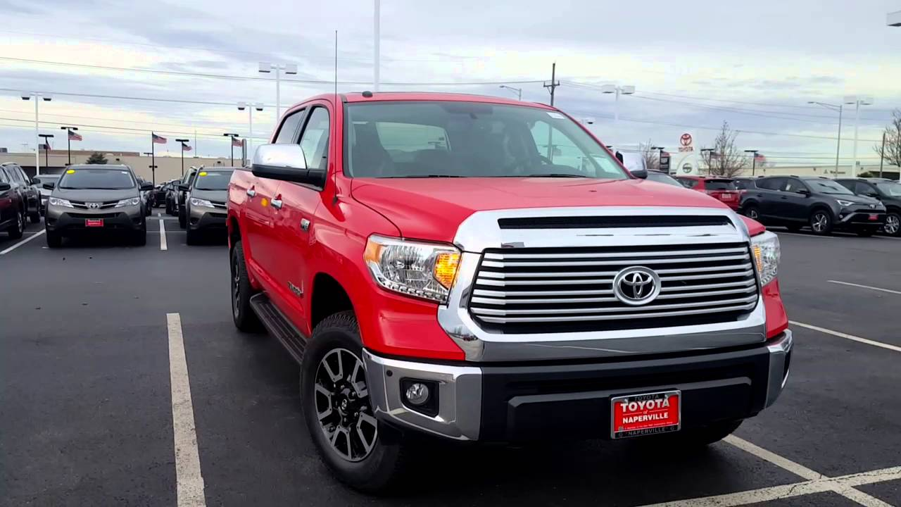 2016 toyota tundra limited crewmax trd off road youtube. Black Bedroom Furniture Sets. Home Design Ideas