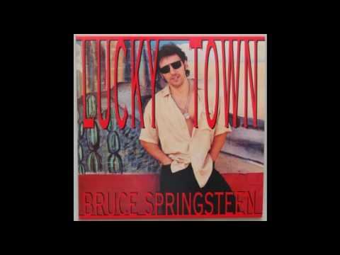 Bruce Springsteen - Lucky Town [1992] - Full Album