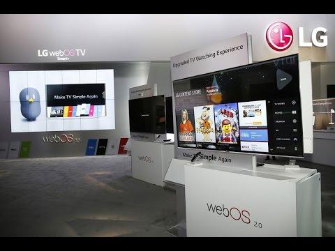 WebOS 2.0 eso qué es? Cómo podría mejorar mi TV?