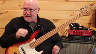 Real Bass Lessons 108 - Funk Fills part 2