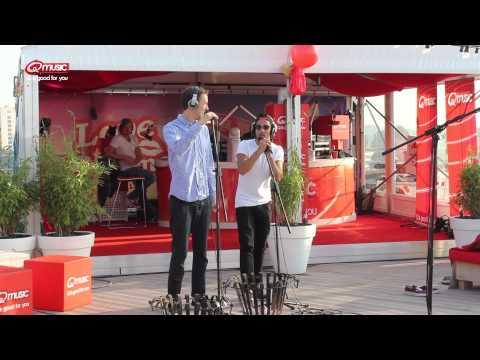 Q-music (NL): The Opposites - Slapeloze nachten (live op het Q-dakterras)