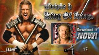 "WWE:Triple H 13th Theme:""King Of Kings"" by Motorhead (iTunes) + Download Link ᴴᴰ"