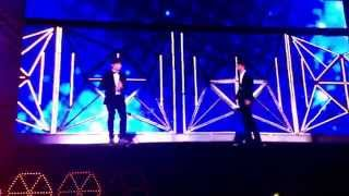 [Missing you] Kyungsoo D.O. Ryowuk & fly to the sky @ 08152014 SMTOWN