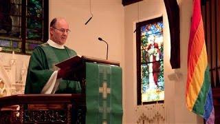 Gay Catholics Seeking Church Acceptance Pin Hopes on Pope
