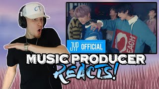 "Music Producer Reacts to Stray Kids ""바람 (Levanter)"""