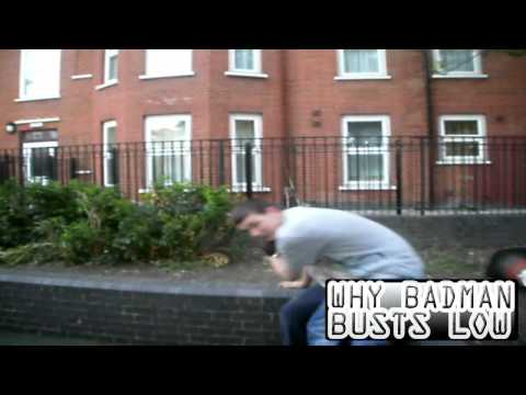 Why Badman Busts Low | Online Comedy | Series 1 | Episode 2 + Football Freestyle