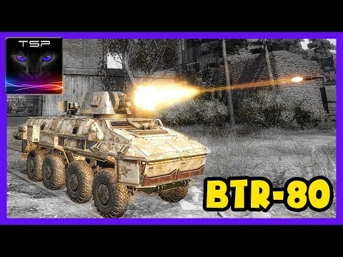 Crossout #137 ► BTR-80 APC Build and Gameplay