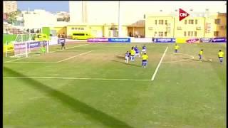 أهداف مباراة طنطا وسموحة