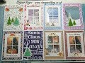 8 Christmas Cards from the Papercraft Essentials Magazine