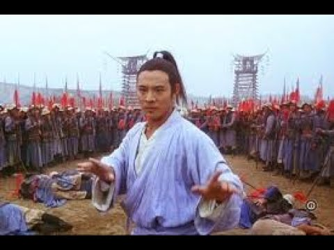 Download Tai Chi Master - Jet Li Full Movie English Dubbed