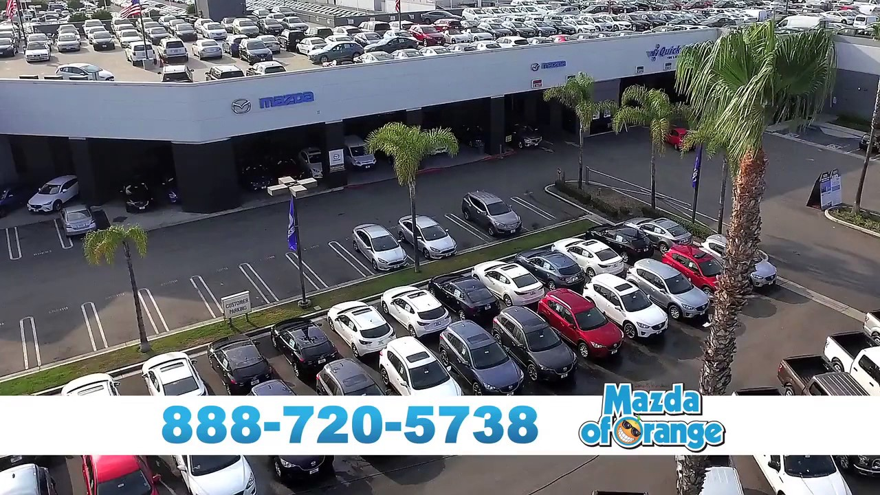 Mazda Of Orange   Orange County Mazda Dealer