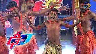 Sri Anjaneyam Prasannanjaneyam Song - Tarun Performance - 18 - Dhee Juniors - ETV Telugu