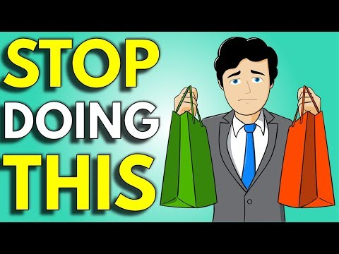 10 Reasons You Can't Stop Spending Money | How To Save Money Faster