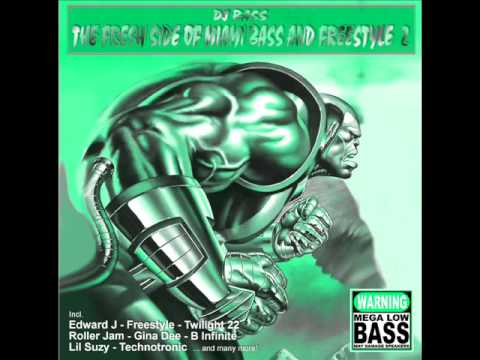Miami Bass & Freestyle Mix 2