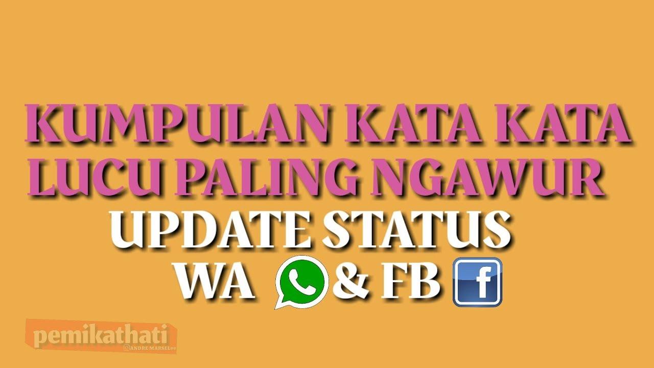 80+ Gambar Lucu Status Fb HD
