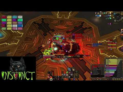 Instinct vs. Zul Mythic (Arms Warrior PoV) Thumbnail