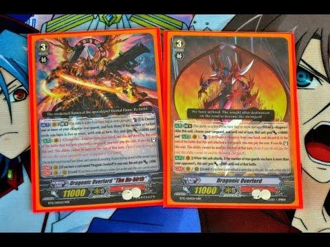 "Cardfight! Vanguard Deck Profile: Dragonic Overlord, ""The Яe-birth"", Kagero"