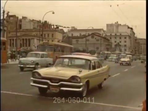 ΑΘΗΝΑ 1960...ΕΓΧΡΩΜΑ ΠΛΑΝΑ ΜΙΑΣ ΑΡΧΟΝΤΙΣΣΑΣ...
