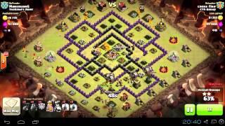 Clash of Clans - Balloon War 3