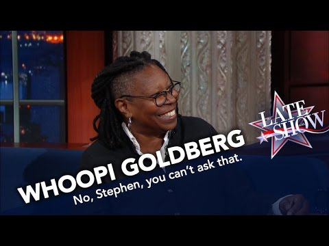 No Questions Are Off-Limits on Whoopi's New Show