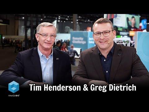 Tim Henderson & Greg Dietrich, DXC   ServiceNow Knowledge18