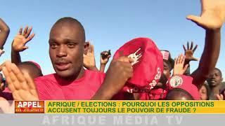AFRIQUE / ÉLECTIONS : pourquoi les oppositions accusent toujours le pouvoir de fraude ?