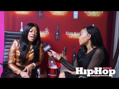 "Hip Hop Weekly ""All Access"" w/ Trina hosted by Sandy Coffee"