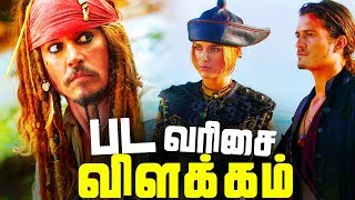 Pirates Of the Caribbean Universe TIMELINE - Explained in Tamil (தமிழ்)