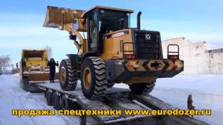 Wheel Loader XCMG LW300FN / Погрузчик XCMG LW 300 FN 2016 г