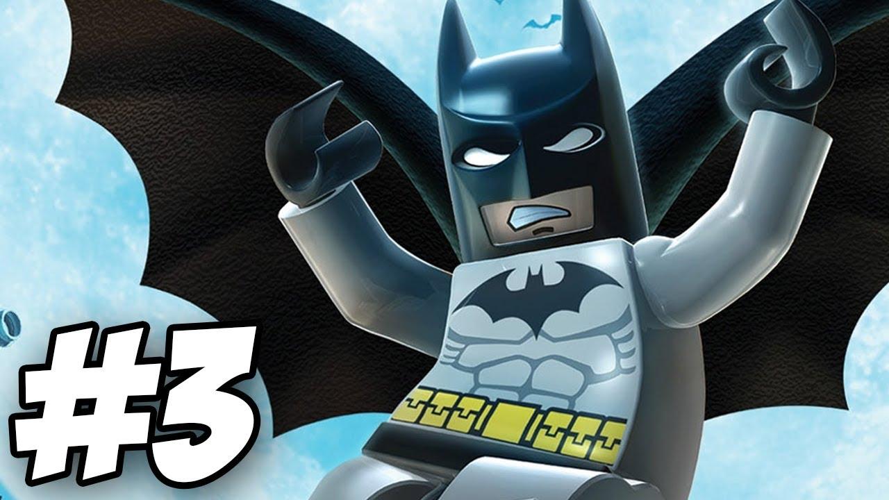 Lego Batman: The Videogame Walkthrough | A Poisonous ...
