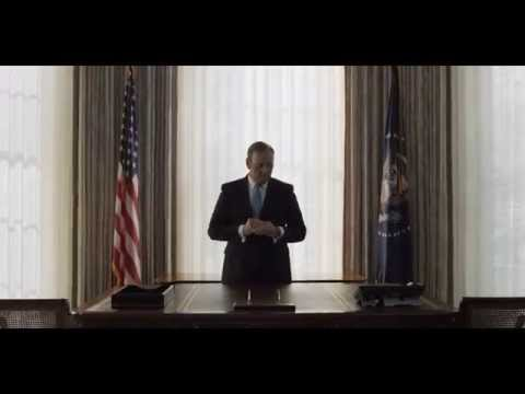 House of Cards season 2 - President Frank Underwood